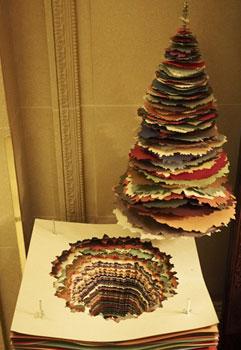arboles de navidad coloreados e inslitos - Arboles De Navidad Originales