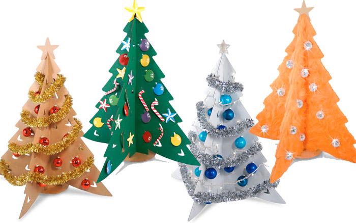 Árboles Navidad Originales 2009