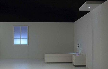 Directors room artemide for Fenetre lumineuse