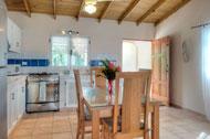 Cocina de Areito Del Mar, apartamentos en Las Terrenas, Playa Las Ballenas
